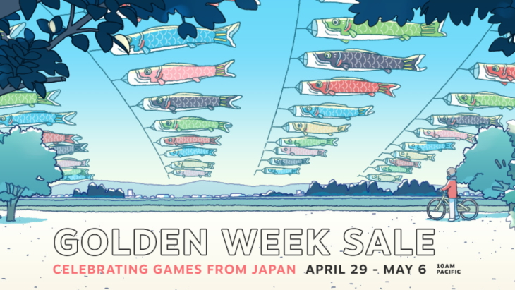 Steam Golden Week Sale