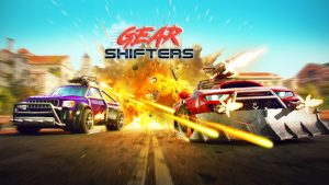 Roguelike Arcade Action Shooter Gearshifters Announced for PC and Consoles