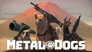Metal Max Xeno: Reborn Roguelike Action Sequel Metal Dogs Announced for PC