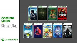 Xbox Game Pass Adds Final Fantasy X/X-2 HD Remaster, Red Dead Online, and More