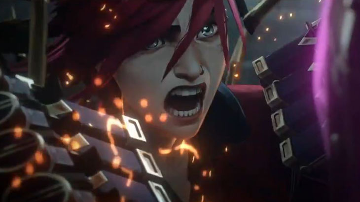 League of Legends 'Arcane' Animated Series