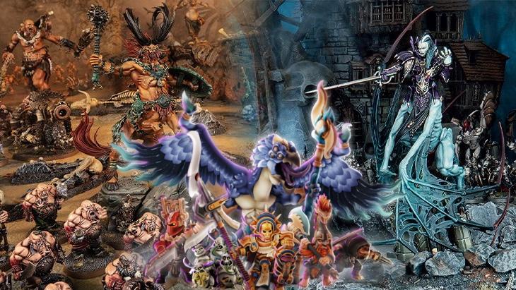 Warhammer Fest 2021 Day 1 – Age of Sigmar Reveals