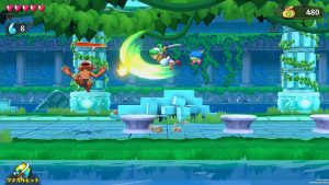 Wonder Boy: Asha in Monster World Release Dates Set for May 28 on Switch and PS4, June 29 on PC