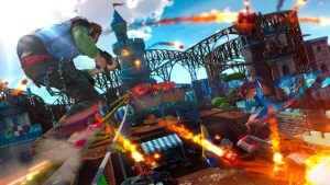 Sony Trademark Former Xbox Exclusive Sunset Overdrive