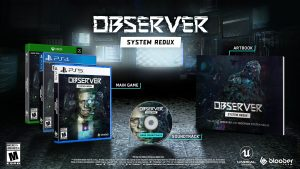 Observer: System Redux is Getting Xbox One and PS4 Ports on July 16 Alongside Physical Version