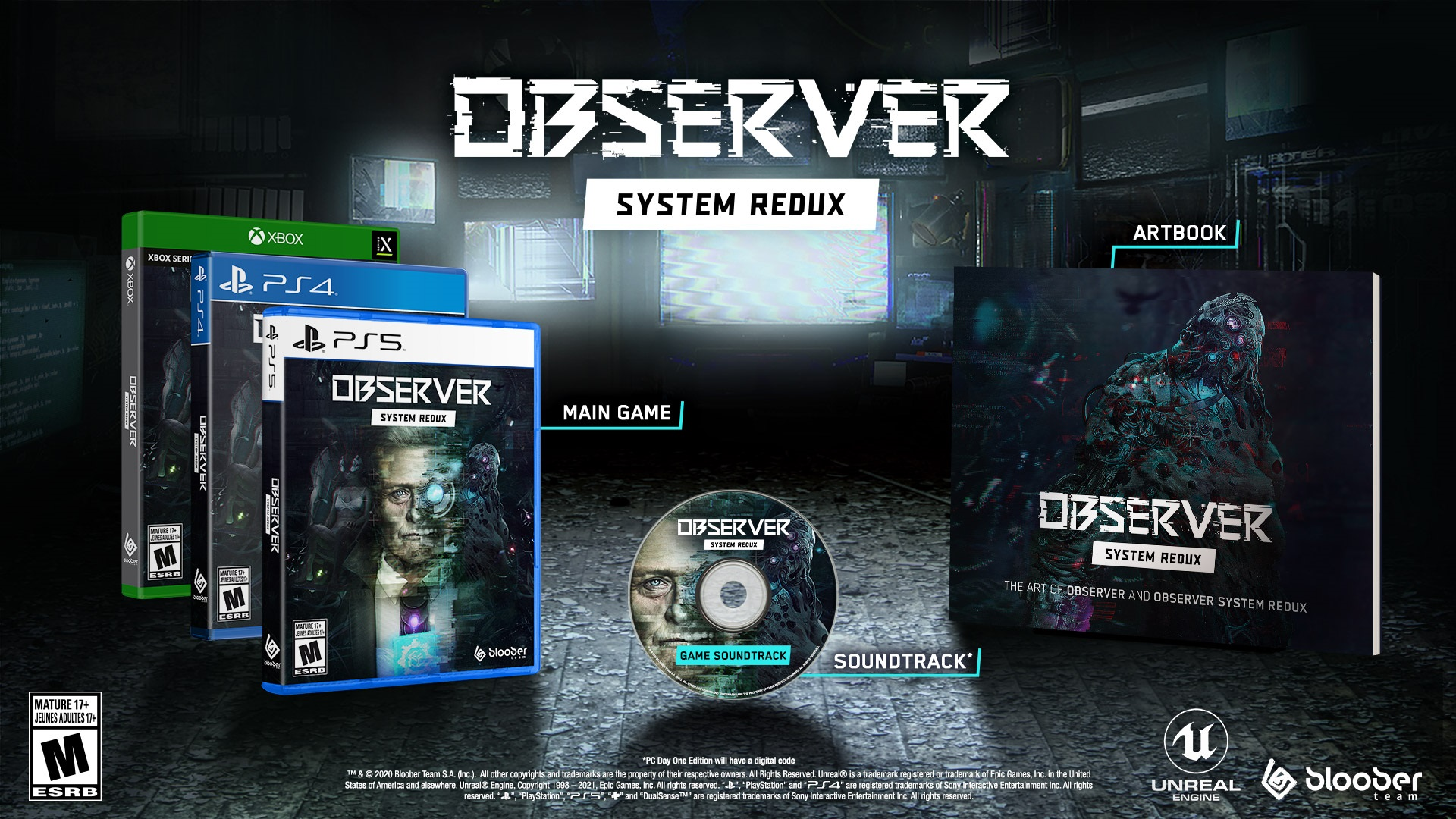 Observer: System Redux is Getting Xbox One and PS4 Ports