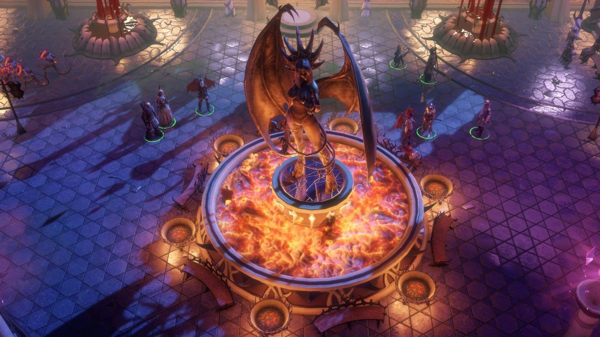 Pathfinder: Wrath of the Righteous Launches