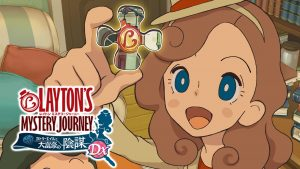 Layton's Mystery Journey: Katrielle and the Millionaires' ConspiracyDeluxe Edition Plus Announced for Switch