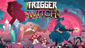 Pixelated Twin-Stick Shooter Trigger Witch Launches in Summer 2021