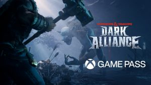 Dungeons & Dragons: Dark Alliance Heads to Xbox Game Pass on Day One