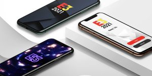 E3 2021 Online Portal and Official App Detailed