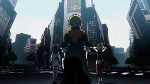 NEO: The World Ends with You Opening Movie Trailer
