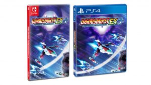 Dariusburst Another Chronicle EX+ Western Launch Set for June 11