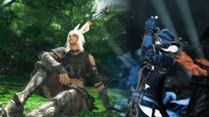 Final Fantasy XIV: Endwalker Launches November 23, Reaper Job, Male Viera, and More Detailed