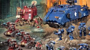This Week in Warhammer – Soulblight Gravelords, Space Marines, and the Scions of Mars