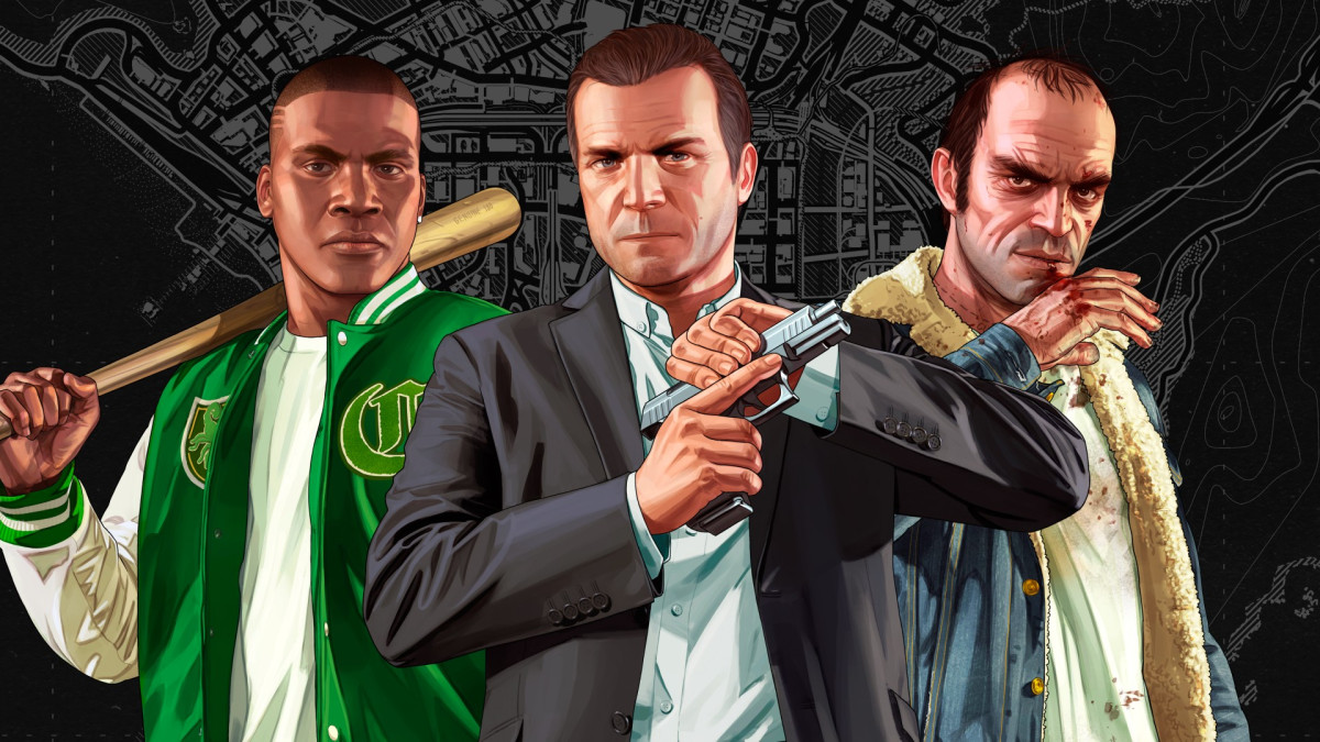 Grand Theft Auto V and Grand Theft Auto Online for Xbox Series X|S and PS5