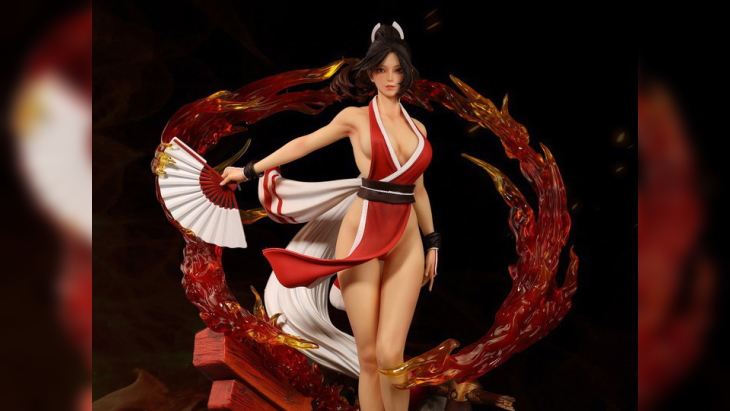 The King of Fighters Mai Shiranui