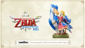 Zelda & Loftwing Amiibo for The Legend of Zelda: Skyward Sword HD Criticized for Paywalling Fast Travel