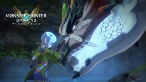 Monster Hunter Stories 2: Wings of Ruin Story Intro Trailer
