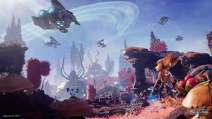 Ratchet & Clank: Rift Apart – Planets and Exploration Trailer