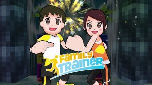 Family Trainer Heads West for Switch on September 3