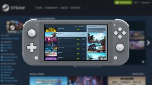 """Valve Reportedly Working on Nintendo Switch Style Portable & Dockable PC Gaming """"SteamPal;"""" May Launch by End of 2021"""