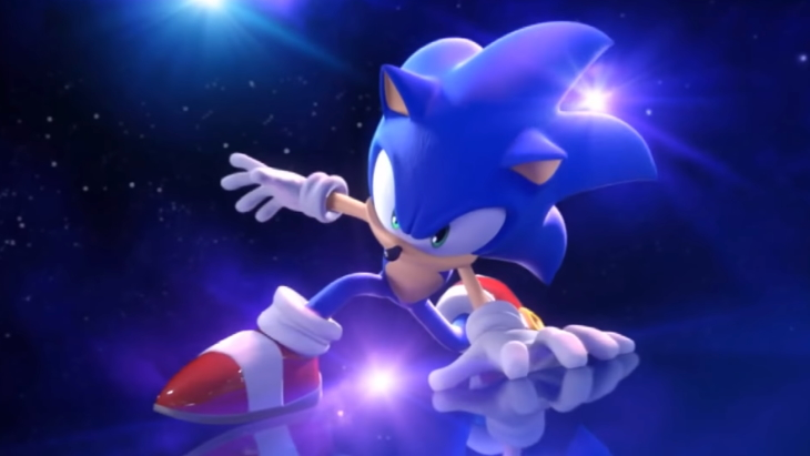 Roger Craig Smith Sonic Colors