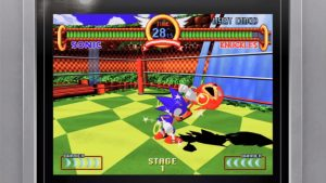 Lost Judgment to Include Playable Sonic the Fighters Arcade