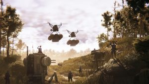 Iron Harvest – Operation Eagle DLC Now Available