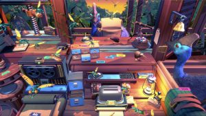 Co-Op Puzzle-Platformer KeyWe Launches August 31