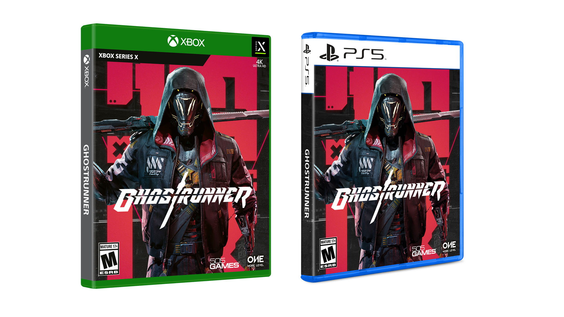 Ghostrunner Xbox Series X|S and PS5 Ports Launch September 28
