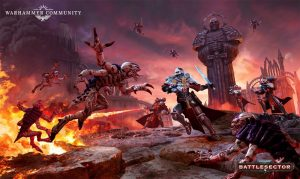 Warhammer 40,000: Battlesector Sisters of Battle Reveal