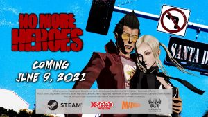 No More Heroes 1 and 2 are Coming to Steam on June 9