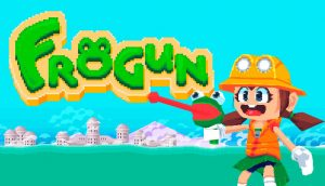Throwback Platformer Frogun Announced for PC and Consoles