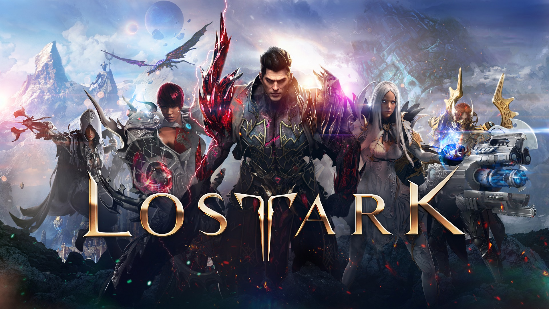 Lost Ark Heads West in Fall 2021