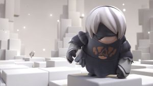 Fall Guys: Ultimate Knockout Gets a 2B Costume