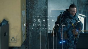 Death Stranding Director's Cut Announced for PS5