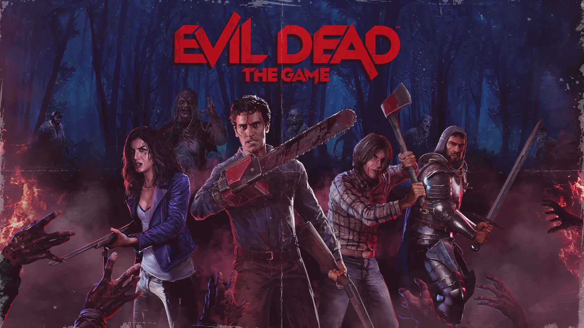 Evil Dead: The Game gameplay overview trailer