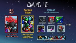Among Us Roadmap Unveils Plans for 15 Player Support, Hide n' Seek, and More