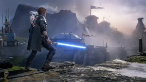 Star Wars Jedi: Fallen Order is Now Available for Xbox Series X|S and PS5