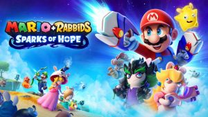 Mario + Rabbids Sparks of Hope Announced for Switch