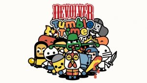 Mobile Free-to-Play Puzzle Game Devolver Tumble Time Announced; Launches 2021