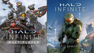 Halo Infinite Launches Holiday 2021, Multiplayer Reveal Trailer