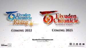 Eiyuden Chronicle: Hundred Heroes Delayed to 2023, Eiyuden Chronicle: Rising Announced and Launches 2022