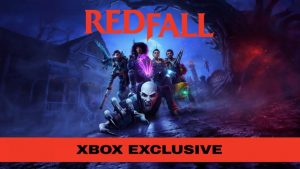 Vampire Hunting Multiplayer Shooter Redfall Announced; Launches Summer 2022 on PC, Xbox One, and Xbox Series X|S
