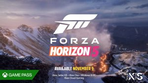 Forza Horizon 5 Announced for PC and Xbox Series X|S, Launches November 9