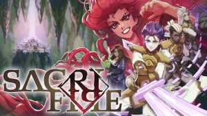 90s JRPG Inspired Game SacriFire Announced for PC and Consoles, Kickstarter Campaign Live