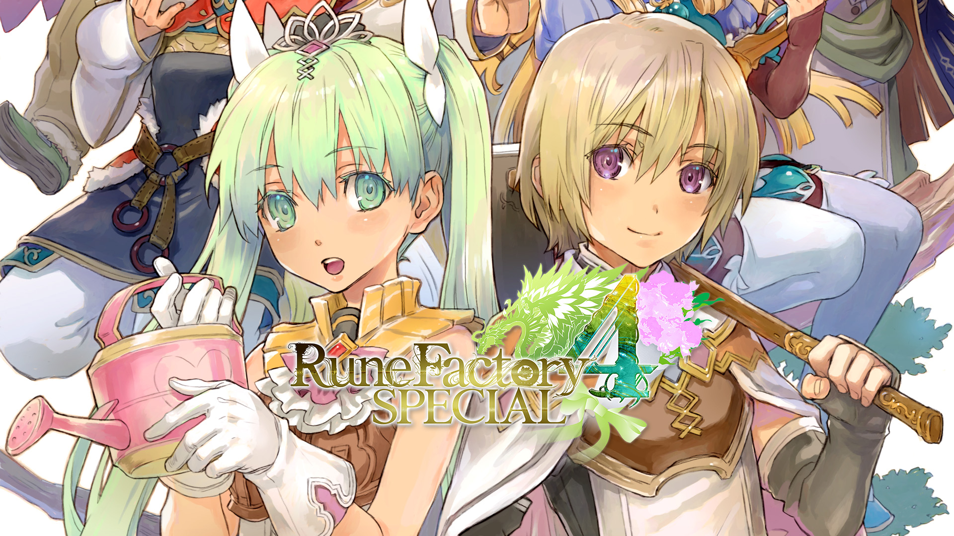 Rune Factory 4 Special Heads to PC Xbox One PS4