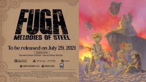 Fuga: Melodies of Steel Launches July 29, Adds Xbox Series X|S and PS5 Versions