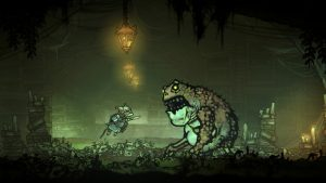 Souls-Like Rat Action RPG Tails of Iron Animated Story Trailer